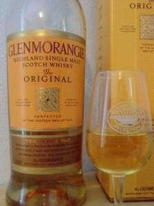 Glenmorangie 10 Jahre von der Nähe