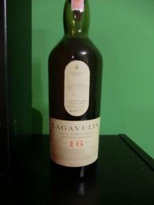Flasche Lagavulin 16