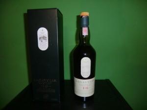 Lagavulin 16 mit Verpackung