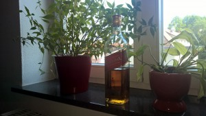 Johnnie Walker Red Label von der Weite