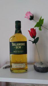 Tullamore DEW von vorne