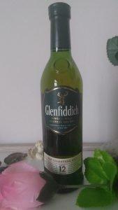 grüne Flasche Glenfiddich