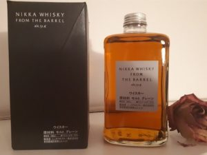 Nikka from the Barrel Flasche mit Verpackung